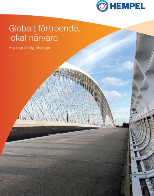 Svensk översättning av broschyr företagspresentation